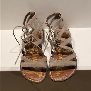 New Sam Edelman sandals. No box.